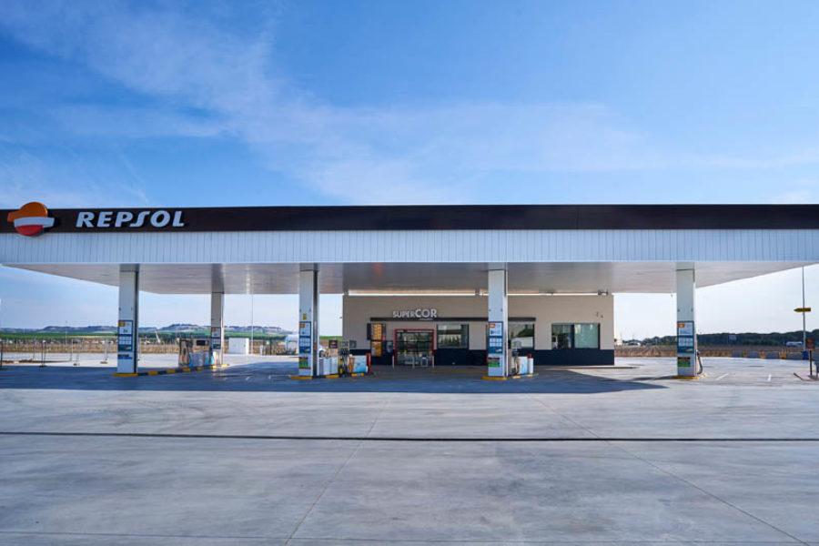 Gasolinera El Montico